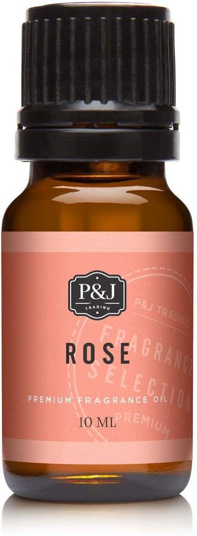 Rose Premium Grade Fragrance Oil - Perfume Oil - 10ml