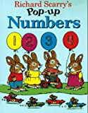 Richard Scarry's Pop-Up Numbers, Richard Scarry, 0689803311