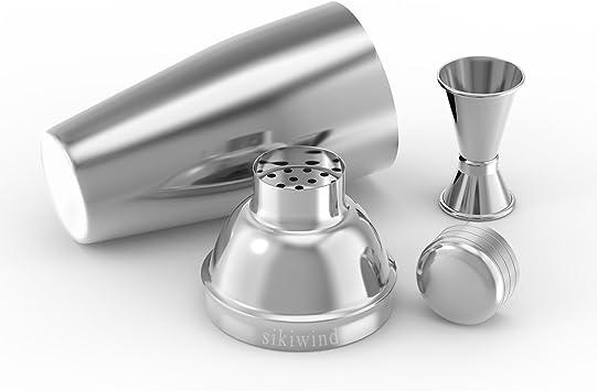 sikiwind 160923-XUSJWJ Juego de 7 accesorios de acero ...