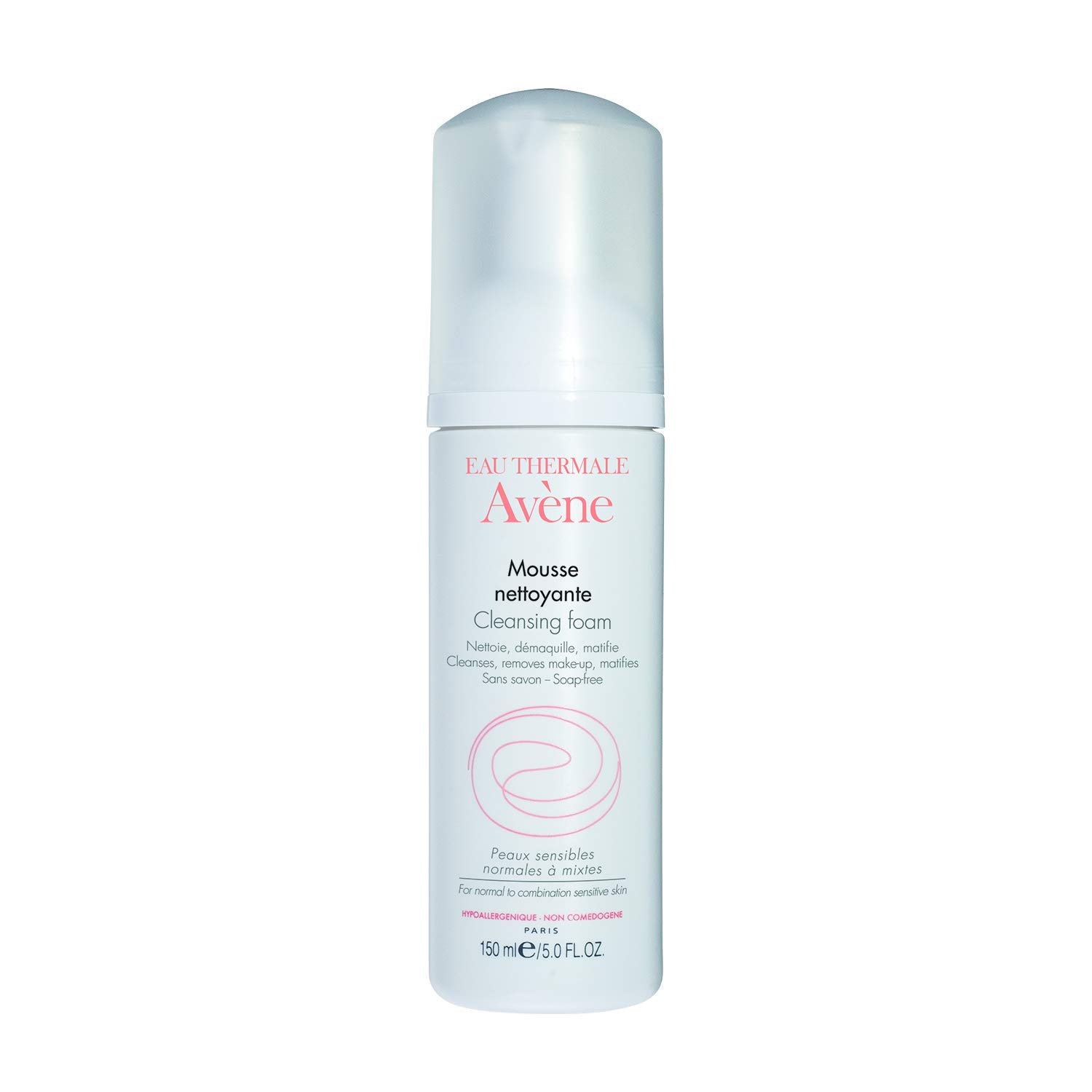 Avene Mousse Nettoyante Cleansing Foam