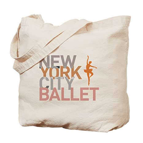 Amazon.com: Gamuza de CafePress – Ballet – Natural Canvas ...