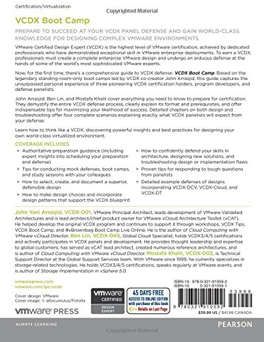 Buy vcdx boot camp preparing for the vcdx panel defense vmware buy vcdx boot camp preparing for the vcdx panel defense vmware press book online at low prices in india vcdx boot camp preparing for the vcdx panel malvernweather Choice Image