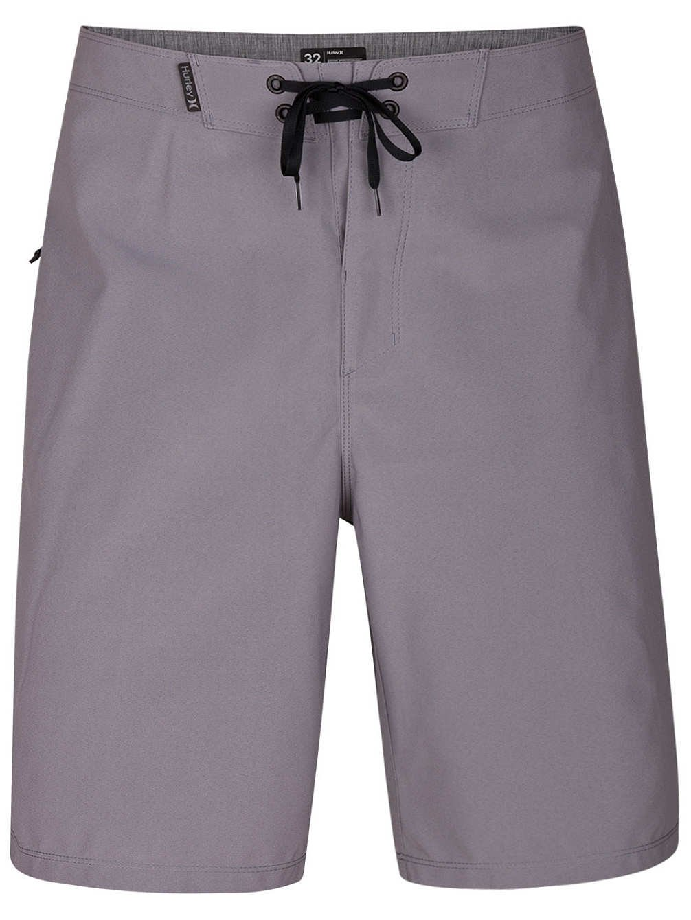 Hurley Men's Phantom One & Only 20'' Stretch Boardshorts Cool Grey 34
