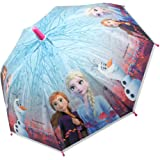 Frozen 2 Childrens/Kids Stick Umbrella