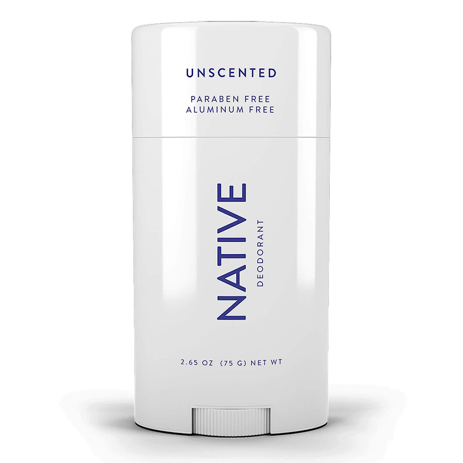 Native Deodorant - Natural Deodorant - Vegan, Gluten Free, Cruelty Free - Free of Aluminum, Parabens & Sulfates - Born in the USA - Unscented