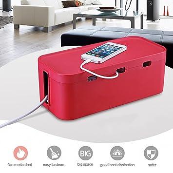 Kabelmanagement Box, Soriace® Baby Sicherheit: Amazon.de: Elektronik