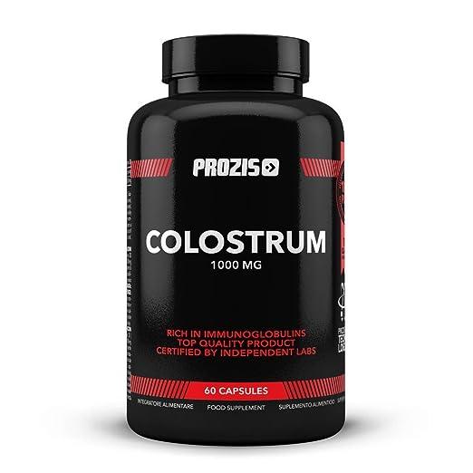 colostro testosterone