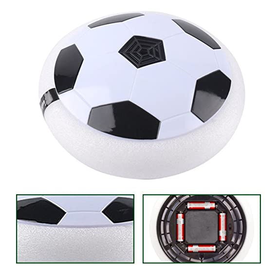 knowing Eléctrico Aire Poder Fútbol,Electric Air Hover Ball con ...