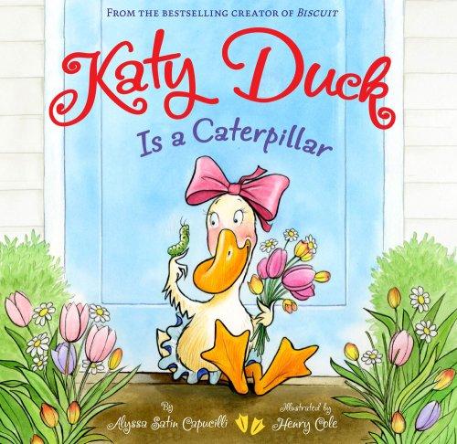 Katy Duck Is a Caterpillar Growing Duck