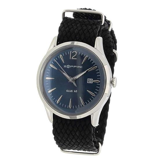 Relojes Zoppini Reloj Hombre de pulsera Vintage Zoppini Club 60 V1281 _ 0002
