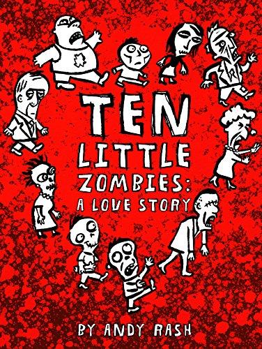 Little Kid Zombie (Ten Little Zombies: A Love)