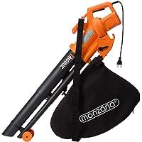 Monzana 3en1 soplador aspirador y trituradora de jardín