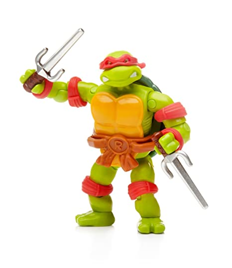 Tortugas Ninja - Set Mega bloks Figuras película clásica ...