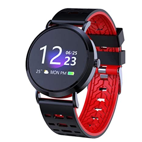 ForceSthrength CV08C Smart Watch Hombre Mujer Smartwatch ...