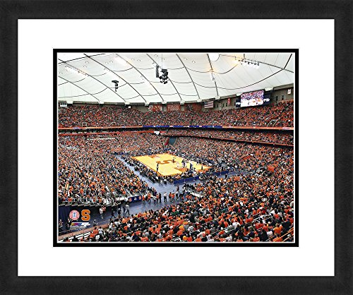 "NCAA Syracuse Orange Stadium, Beautifully Framed and Double Matted, 18"" x 22"" Sports Photograph by Photo File"