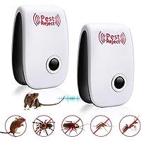 Sporgo - 2 Piezas antimosquitos, protección contra plagas