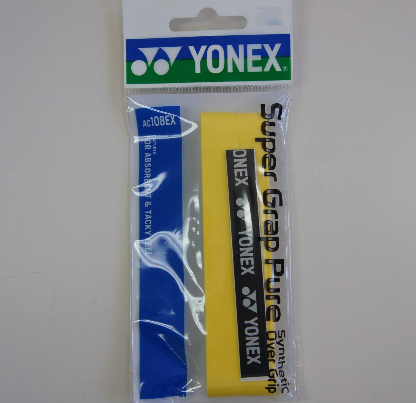 Badminton Squash YONEX surgrip sintetici per racchetta di tennis