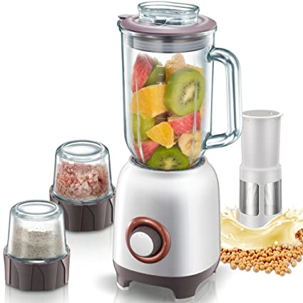Batidoras de vaso Máquina De Cocina Casera Del Exprimidor De Frutas Blender Máquina Del Suplemento De