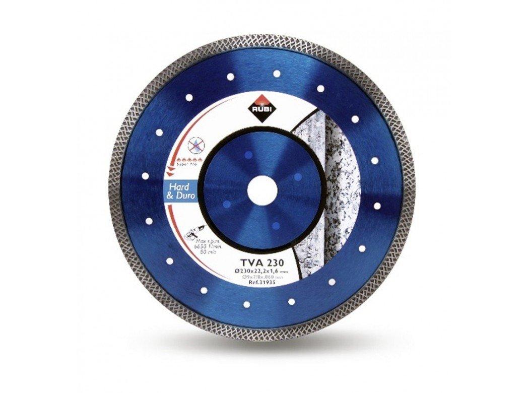 Rubi Viper Turbo Diamond Cutting Disc for Hard Materials, 31932 Germans Boada