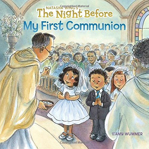 The Night Before My First Communion cover