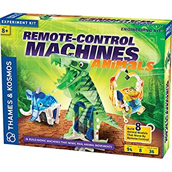 Amazon.com: Thames & Kosmos Remote-Control Machines