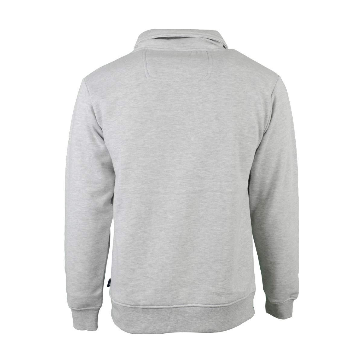 8519e097cb Hublot Sweat Hermes Col châle - Gris - Homme: Amazon.fr: Vêtements et  accessoires