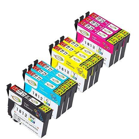 Win-TinTen - Cartucho de Tinta Compatible con Epson T18XL (T1811XL ...