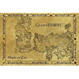 Amazon Price History for:Game Of Thrones Antique Maps Poster Print (24 X 36)