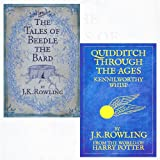 download ebook quidditch through the ages and the tales of beedle the bard [hardcover] 2 books collection set pdf epub