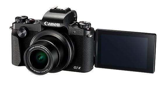 Canon PowerShot G1 X Mark III Juego de cámara SLR 24,2 MP 6000 x ...