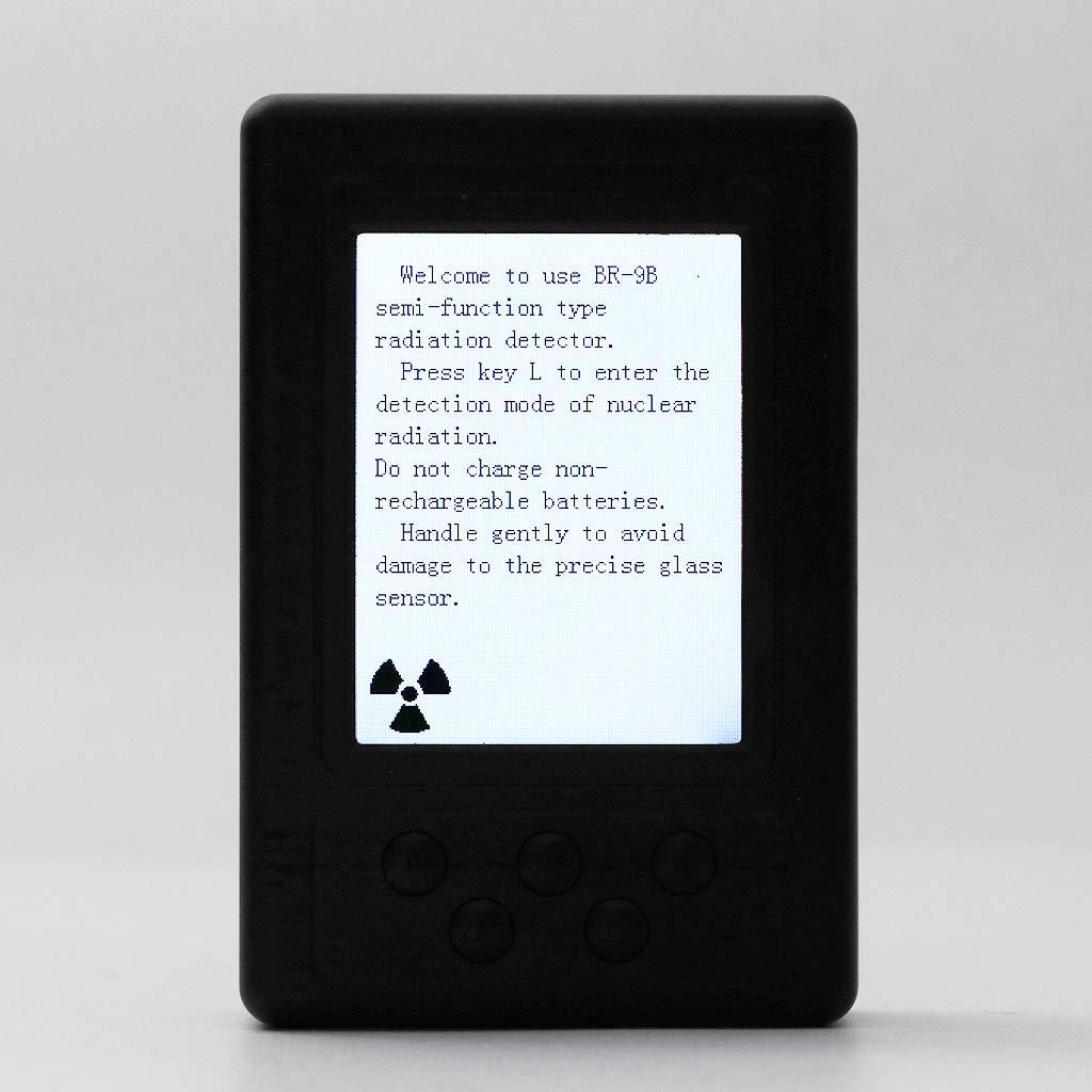qiman portátil Haz Detector Dosímetro Contador Geiger detector de radiación Beta Gamma Nuclear Detector para rayos X: Amazon.es: Bricolaje y herramientas