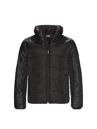 3112d31f557f5 Emporio Armani Ea7 6ZPB19 PN02Z Veste Man Noir XXL  Amazon.fr  Vêtements et  accessoires
