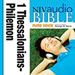 NIV Audio Bible, Pure Voice: 1 and 2 Thessalonians, 1 and 2 Timothy, Titus, and Philemon | Zondervan