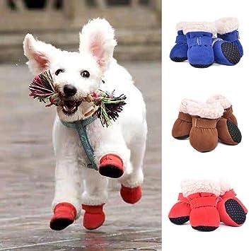 Per Calde Supply Cani Protettivi Stivali Da Neve Scarpe Sue USzpqVM
