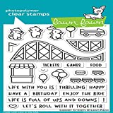 #6: Lawn Fawn Clear Stamps 4