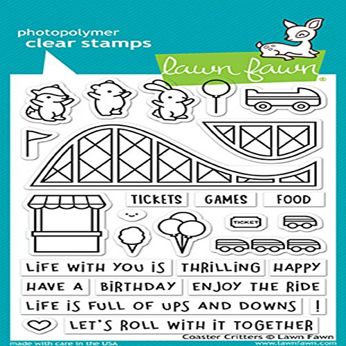 (Lawn Fawn Clear Stamps 4