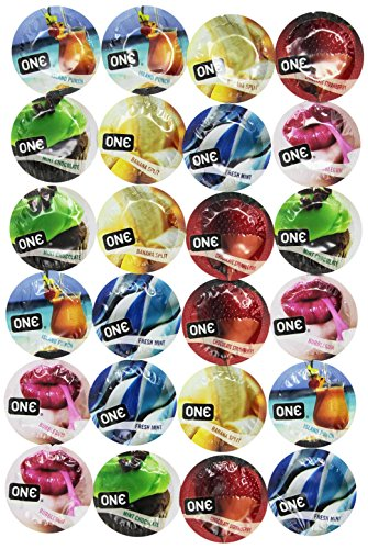 ONE-FLAVOR-WAVES-ASSORTED-FLAVORED-CONDOMS-24-PACK