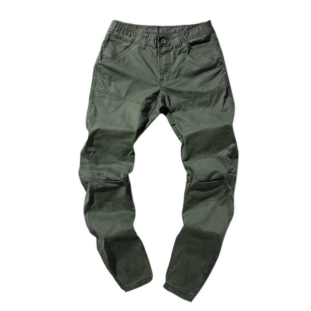 Mens Cool Summer Hot Leisure Pants Multi-Pocket Spring Overalls Palarn Casual Athletic Cargo Pants Clothes