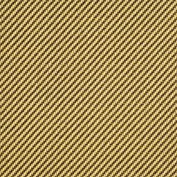 Tweed Speaker Cabinet Covering Olive/Yellow Yard 64\