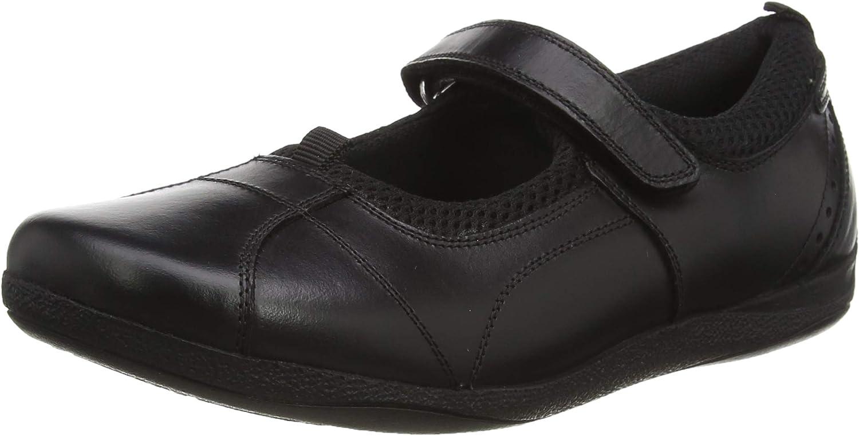hush puppies black school shoes