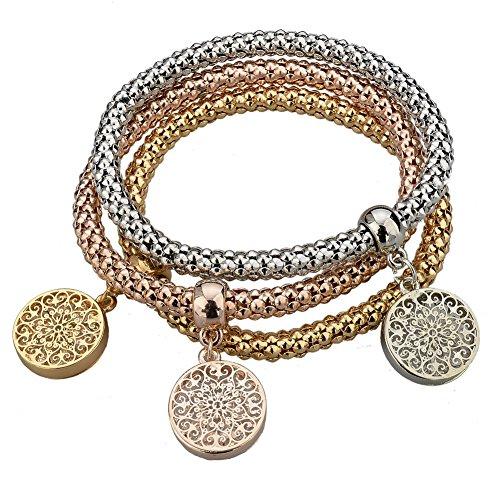 Long Way Womens Silver Bracelet