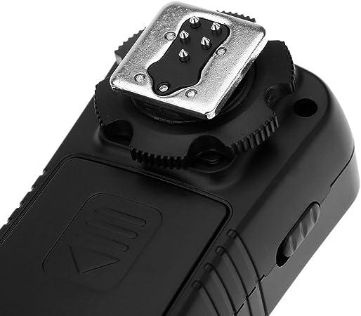 Yongnuo Rf605c Funkauslöser Für Canon Kamera Schwarz Kamera