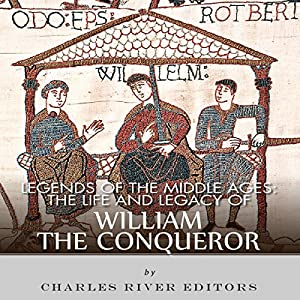 Legends of the Middle Ages Audiobook