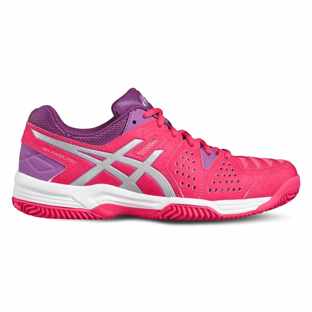 Asics Tennis Shoes Gel-Padel Pro 3 Sg Diva Pink / Orchid / Silver 37m