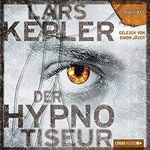 Der Hypnotiseur Hörbuch von Lars Kepler Gesprochen von: Simon Jäger