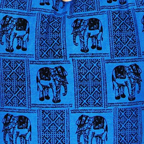 Blue Hobo Boho Matrix Bag Bohemian Elephant Hippie Shoulder Crossbody Hipster 6txtIw8qz