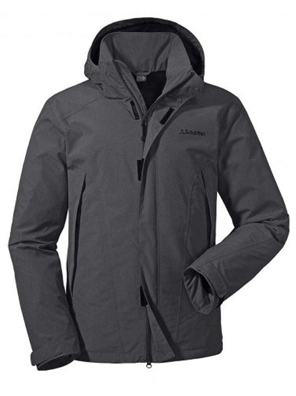 Schöffel Herren Jacket Jacket Jacket Easy M3 Mel Jacke Unwattiert B07K32X1KX Jacken Günstigen Preis 644c5e