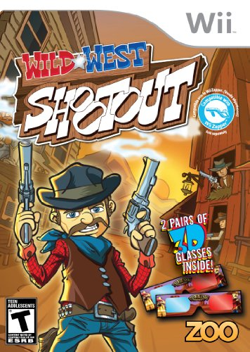 Wild West Shootout - Nintendo Wii