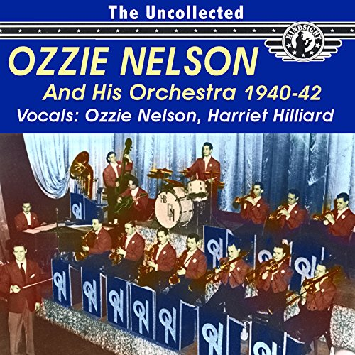 Image result for ozzie nelson orchestra