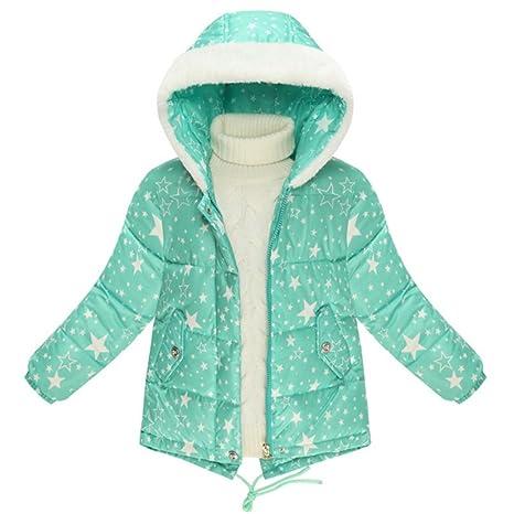 Moin invierno Gruesos cálidos niñas de la chaqueta abajo niñas abrigo pluma Nueco de la mopda